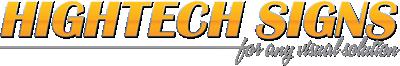 Hightech Signs, Inc. Logo