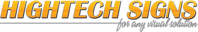 Hightech Signs, Inc. Logo