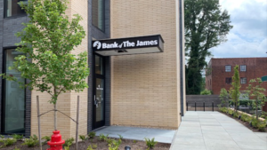 Bank Of The James Channel Letters