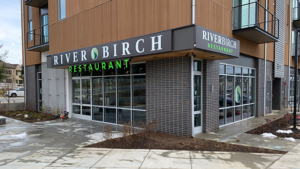RiverBirch Restaurant Channel Letters